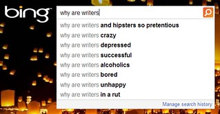 bing writers