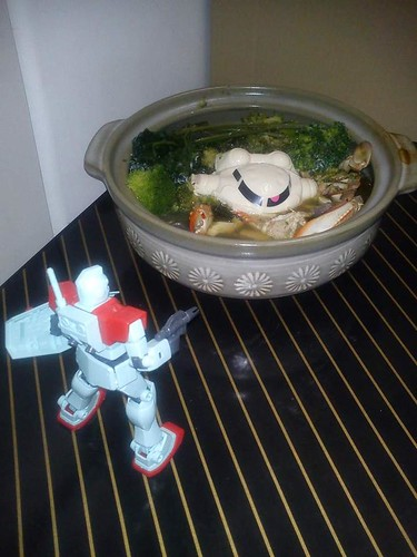 Gundam Tofu - Food Photos (2)