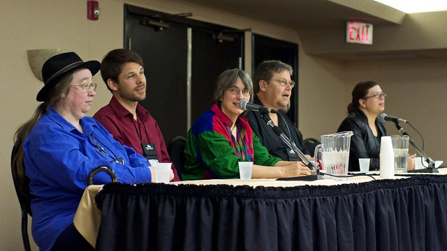 World Fantasy Convention 2012