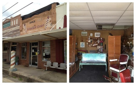 Lee's Barber Shop, Wiggins MS