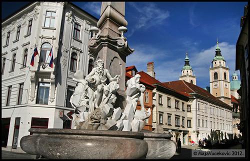 Ljubljana - Mesni trg