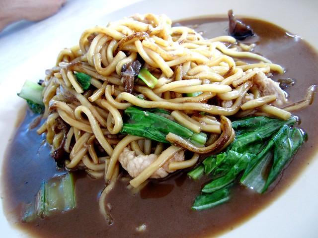 Foochow fried noodles