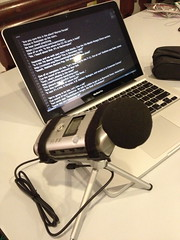 CC-SG meetup 2012: making the Tech65 podcast special