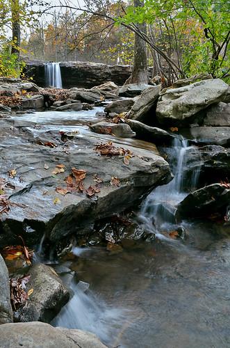 Falling Water Falls by Jeka World Photography