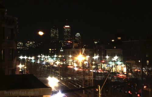 half moon prudential boston