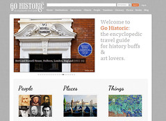 Go Historic is live!
