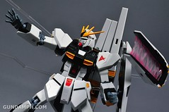 Robot Damashii Nu Gundam & Full Extension Set Review (45)