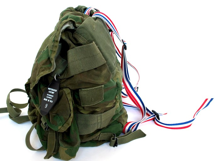 e8be33c8b8 Tuukka13 - Non-Black Backpack Inspiration - Old Military Backpack
