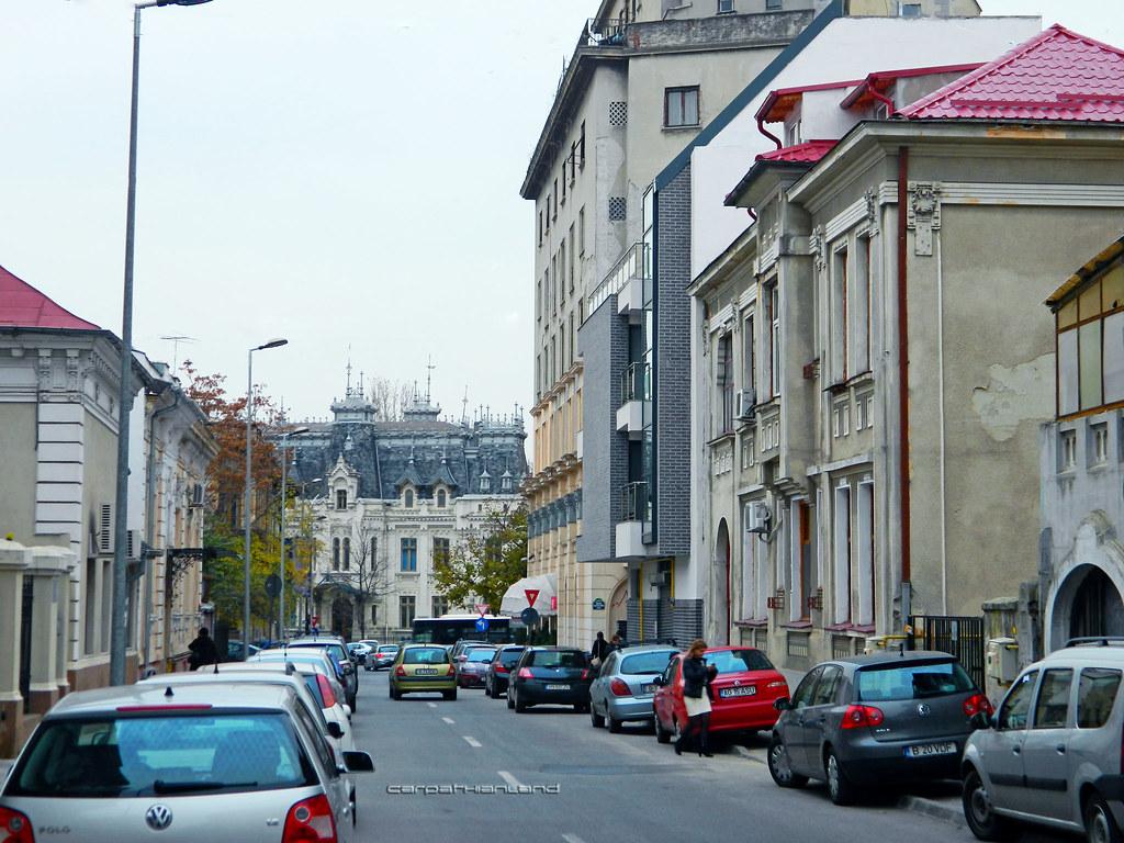 Luigi Cazzavillan Street, Bucharest
