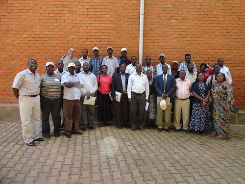 Uganda Value Chain Assessment (VCA) workshop launch
