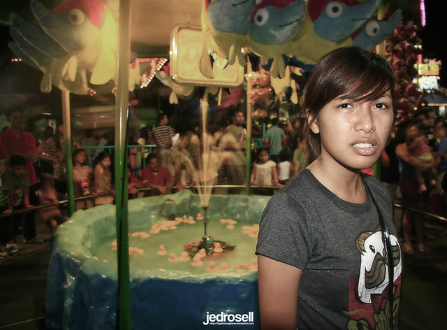 tracy dela cruz lost in duck game