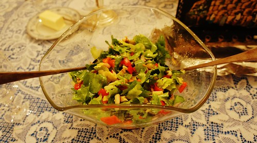"""My """"Famous"""" Chopped Salad"""