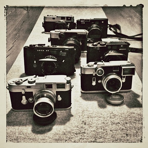 This is the B&W version #Leica by SiGGiGUN