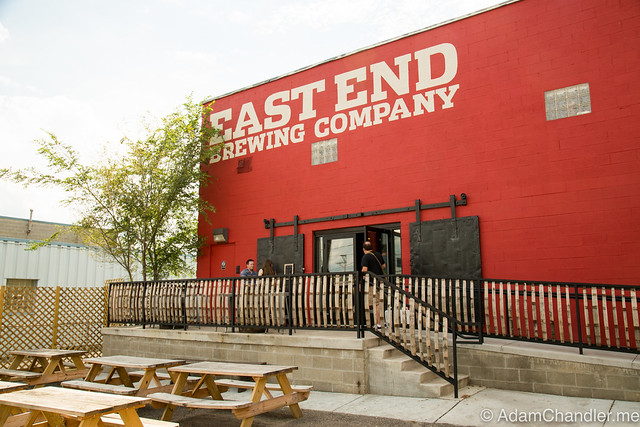 East End Brewing Company - Pittsburgh PA