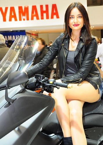 EICMA MOTOR(babes)SHOW 2012