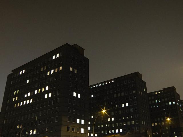 Eternit bei Nacht (XF1)