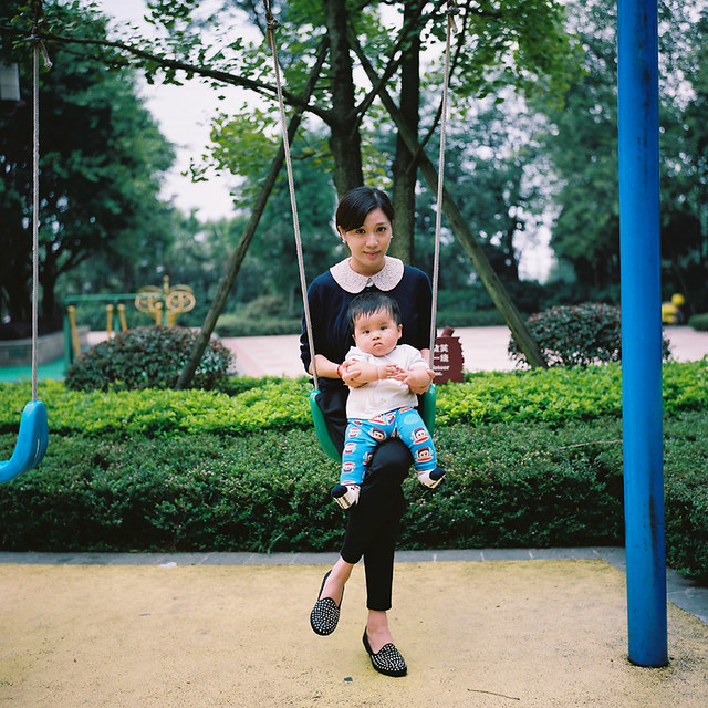 daniel and mommy~~