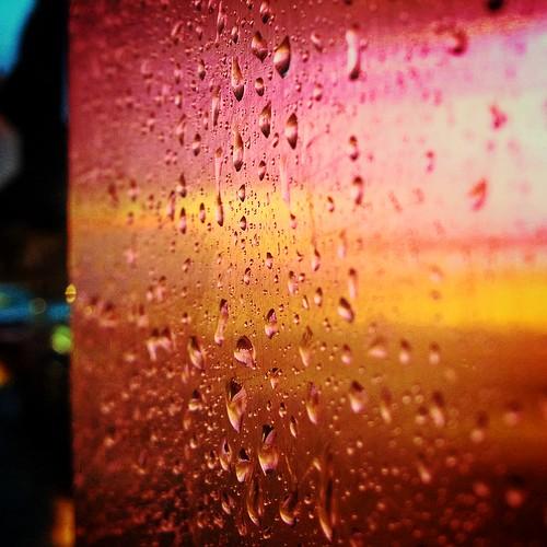 Rain Rain Rain ~ by Eleven ~ NYC~ on and off