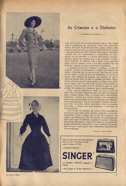 Os Nossos Filhos, Nº 180, Maio 1957 - 28 by Gatochy