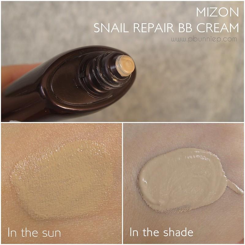 Mizon Snail Repair BB Cream_05