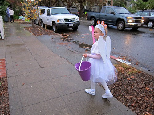 tooth fairy trick or treating