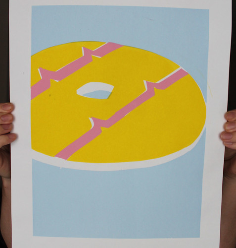 Party Ring Biscuit Sceen Print 1