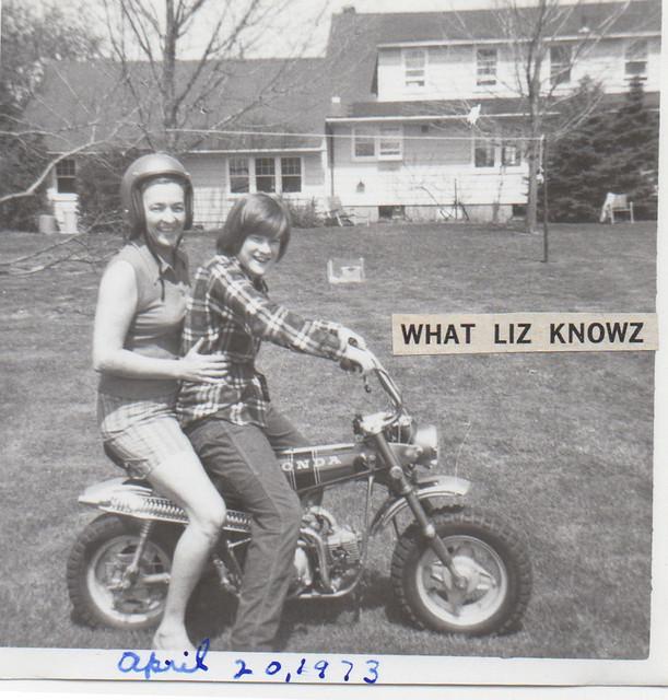 what liz knowz
