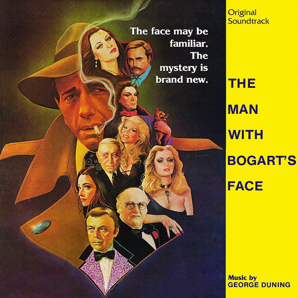 George Duning - The Man with Bogart's Face