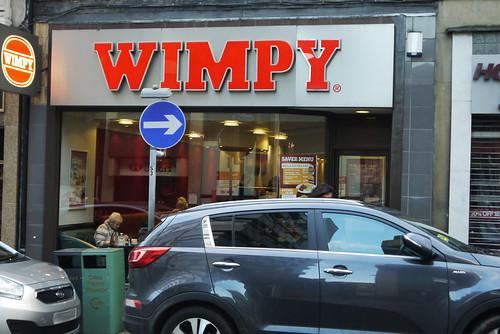 Wimpy, Huddersfield