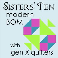 Sisters Ten BOM 1