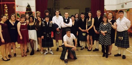 Gairloch High School Dance 2012