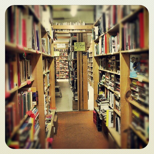 Heaven is a Book Store