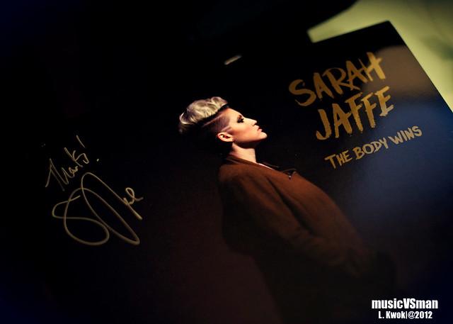 Sarah Jaffe @ Old Rock House