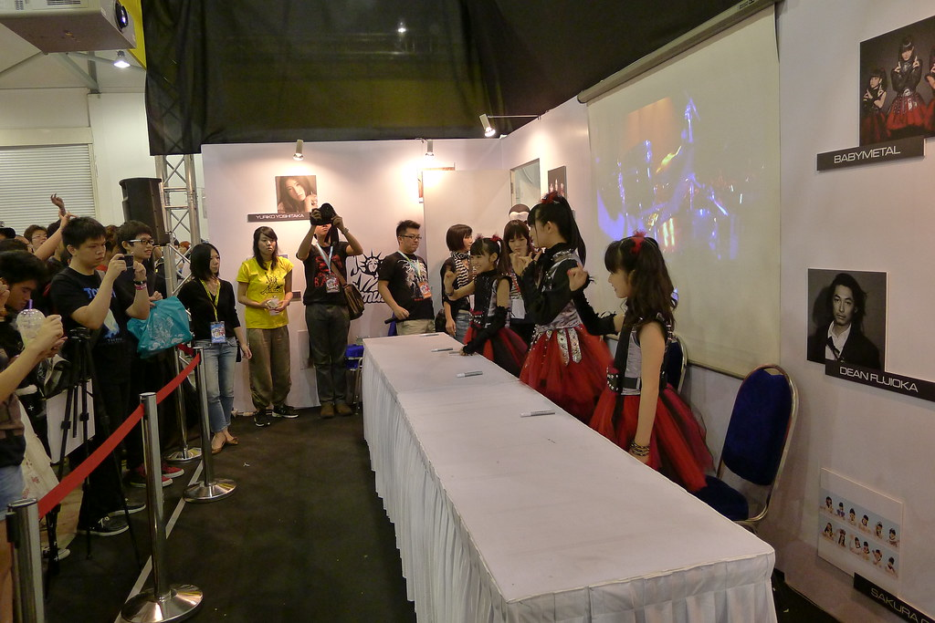 Anime Festival Asia 2012 Day 2 Event Report