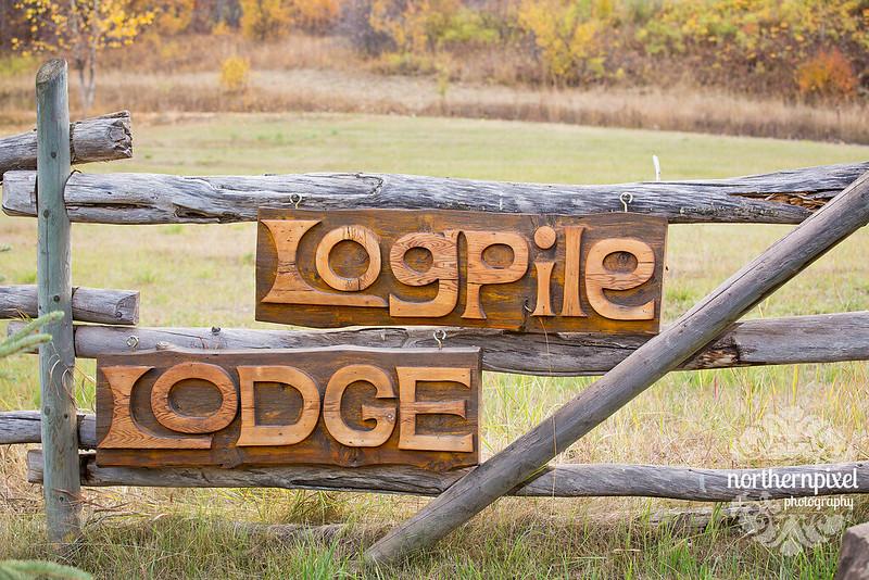 Logpile Lodge Smithers BC Canada