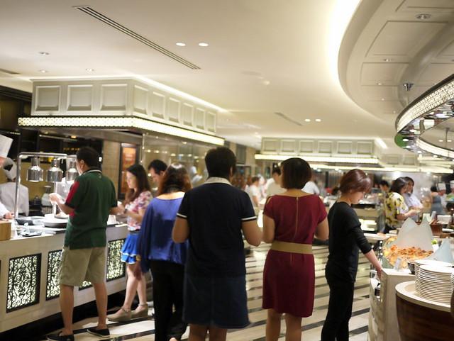 Spiral Buffet, Sofitel Hotel Manila-028
