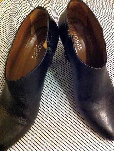 Hobbs boots top