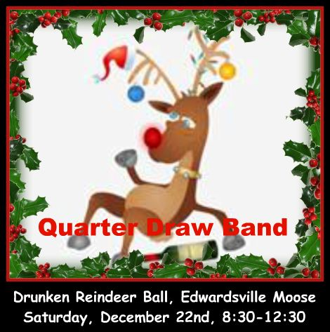 Drunken Reindeer Ball 12-22-12