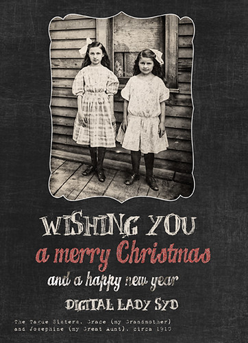 Where to Find Those Cool Free Christmas Card Templates? | Digital ...