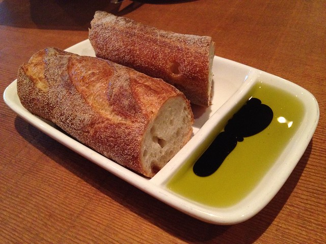 Bread, oil and vinegar - Staple & Fancy