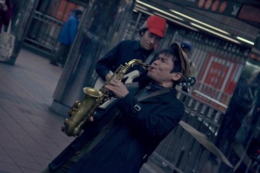 New York City : Bakerstreet Saxophone
