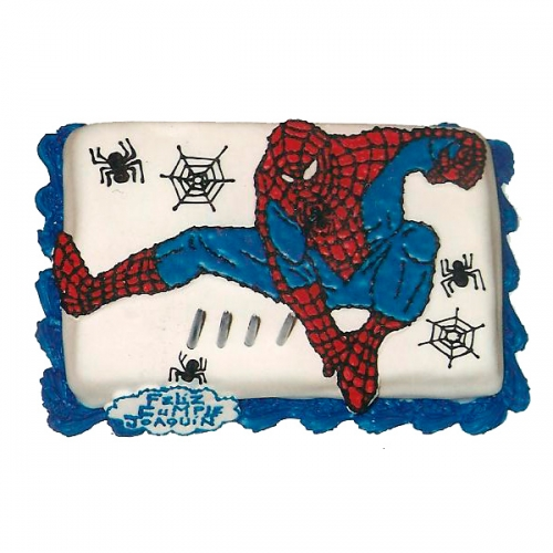 Tortas de Spiderman