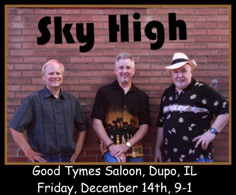 Sky High Band 12-14-12