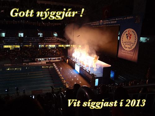 Gott nýggjár 2012