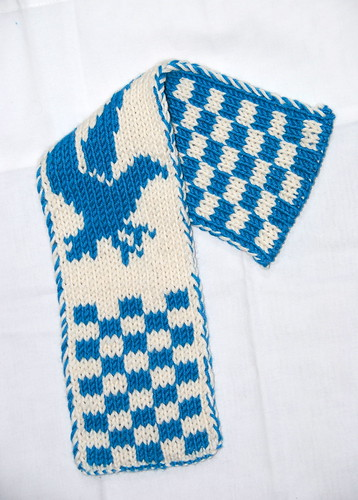 Ravenclaw Bookscarf