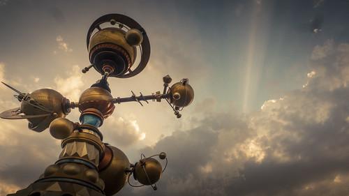 Dark Disney : Between Jules Verne and George Lucas (Disneyland Paris, Photo : Gilderic)