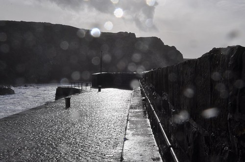 Mullion Cove by Jennifer Anne Simpson