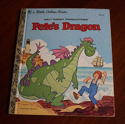 POTD: Pete's Dragon