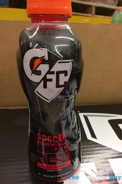Gatorade-FC Fruit Punch Soccer Formula Drink