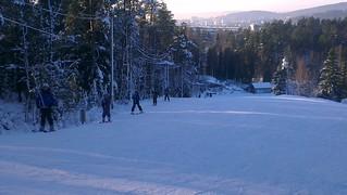 I skitrekket